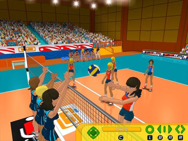 incredi volleyball